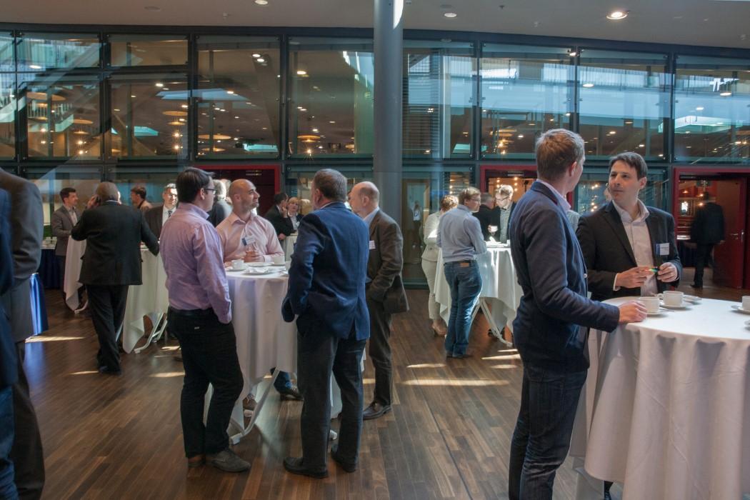 BHKW-Jahreskonferenz 2015 - Pausen / Hotel
