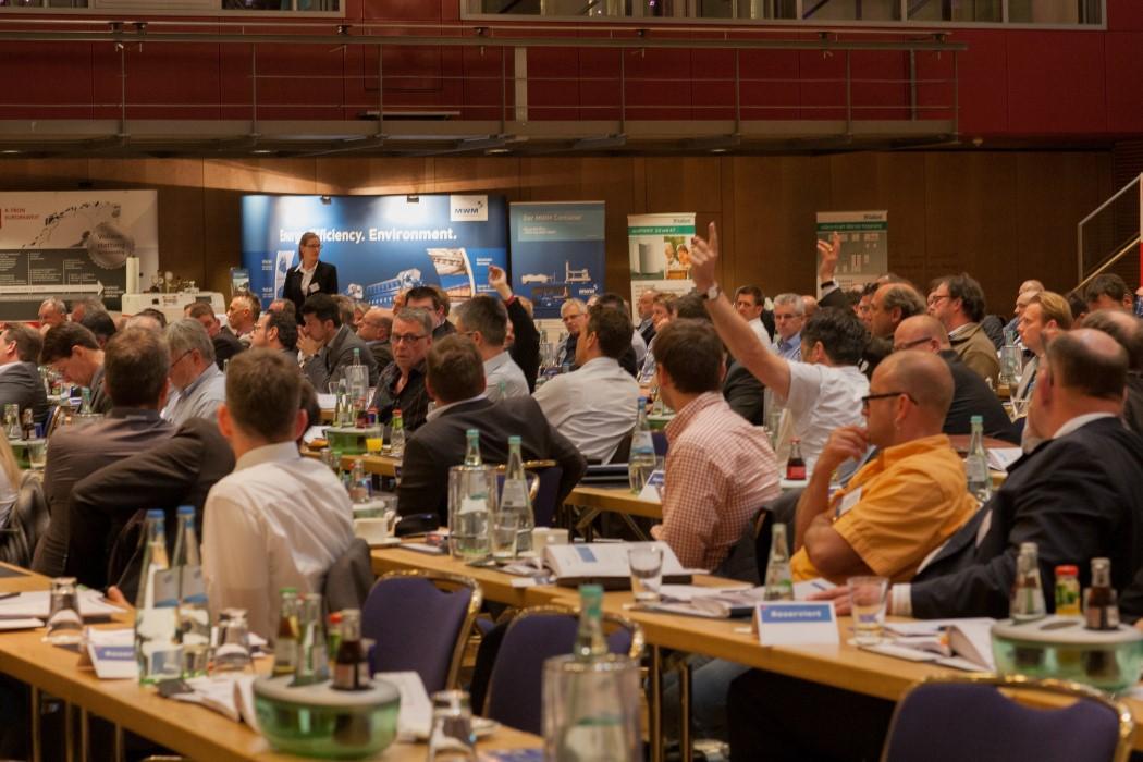 BHKW-Jahreskonferenz 2015 - Konferenz / Teilnehmer