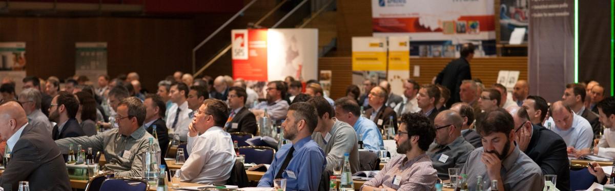 BHKW-Jahreskonferenz 2015 - Kongresssaal