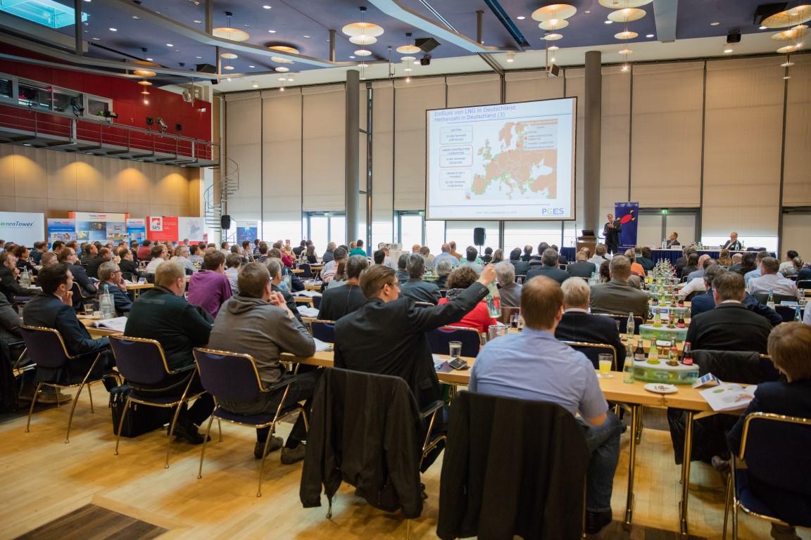 BHKW-Jahreskonferenz 2016 - Konferenz / Teilnehmer